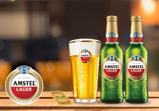 Techsys Digital | Case Study | | Heineken SA - Amstel Win