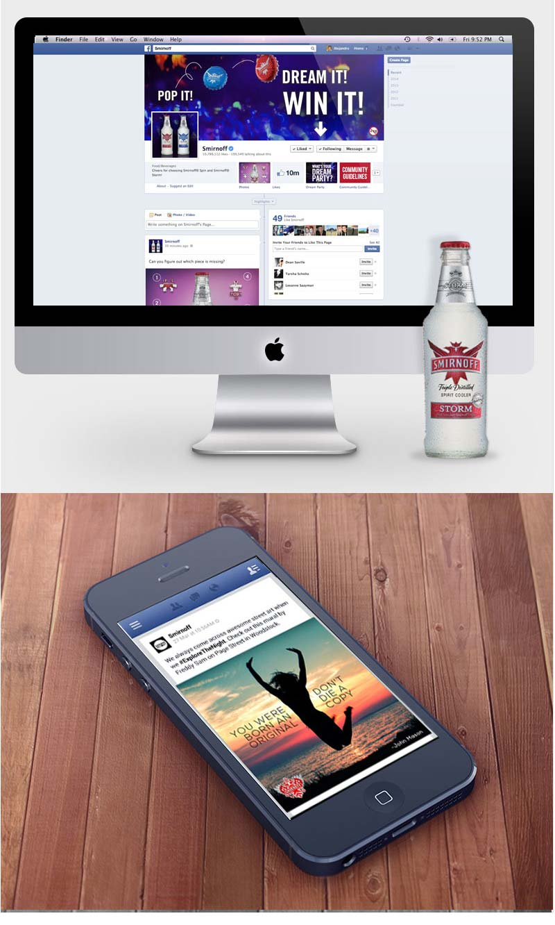 case study smirnoff vodka Claims that smirnoff is giving away free cases of vodka to celebrate their 150th anniversary are spreading across facebook the links, like the one below, claim that.